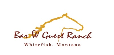 Bar W Guest Ranch Logo
